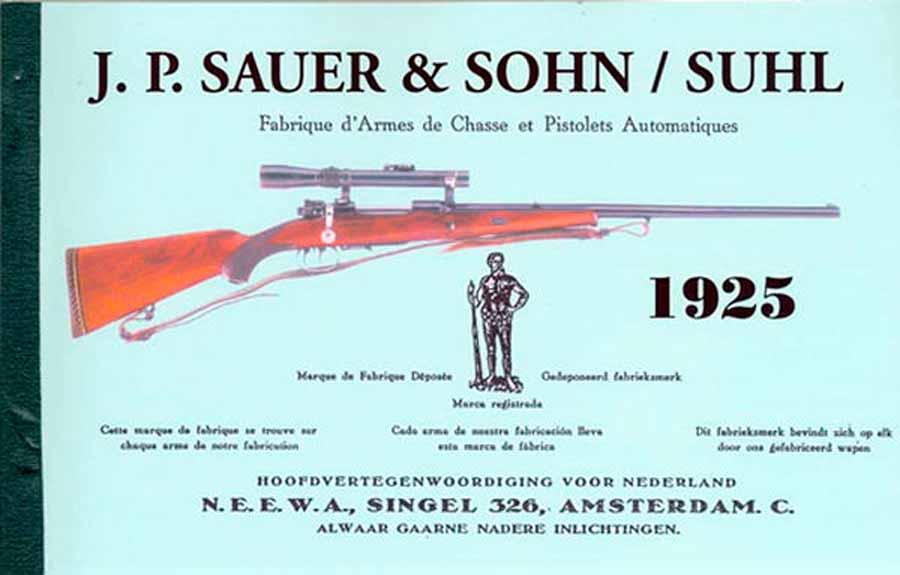 Catálogo Sauer