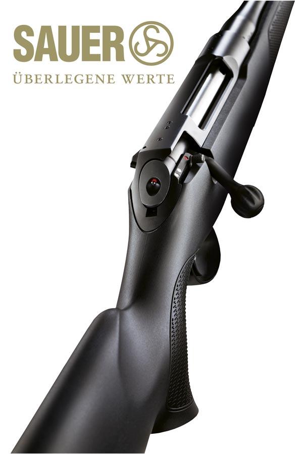 Armazón del rifle Sauer S100