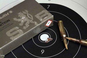 Agrupación de balas 6.5 Creedmoor