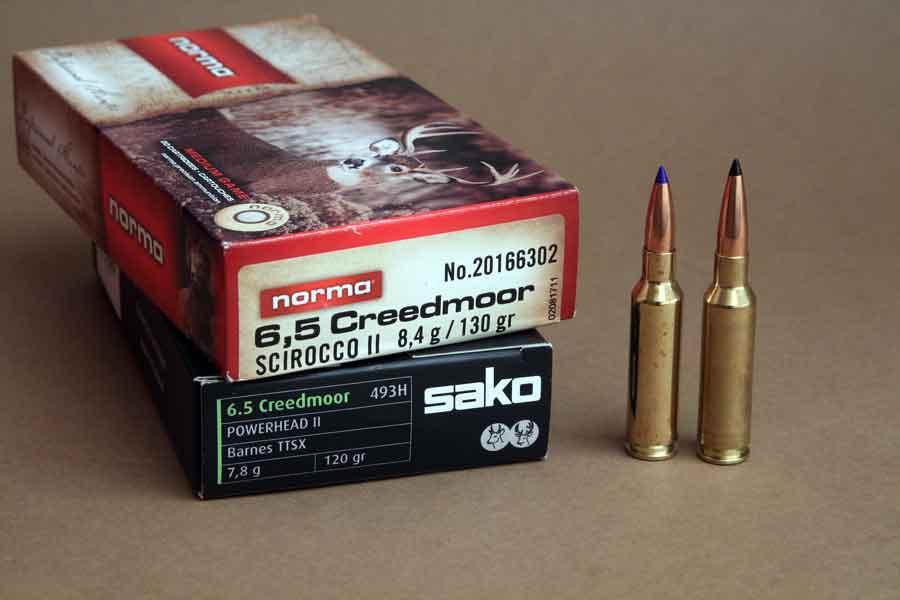 El calibre 6.5 Creedmoor es ideal para larga distancia