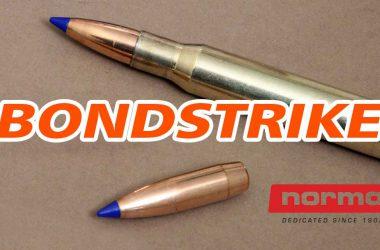 Bala de la marca Norma tipo BondStrike