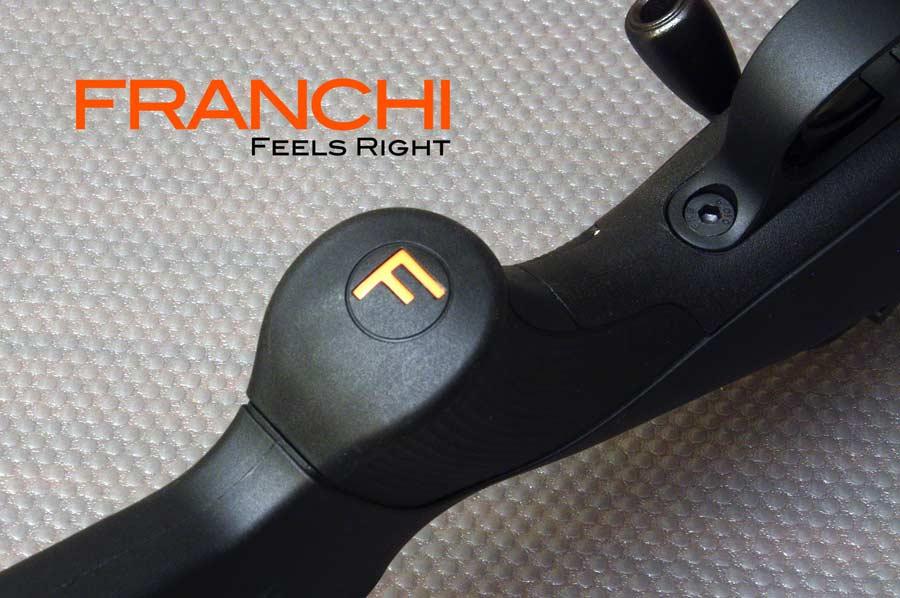 Empuñadura del rifle Franchi Horizon