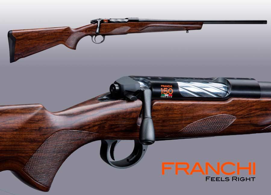 Rifle Franchi Horizon de madera