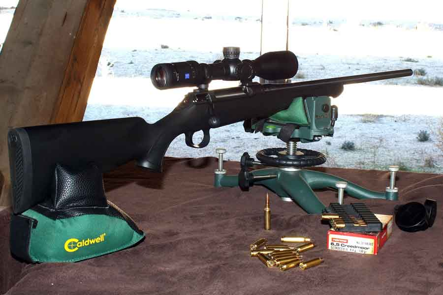 Rifle Sauer