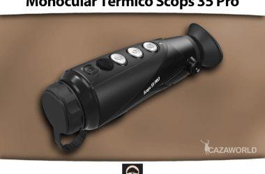 Nuevo monocular térmico Scops 35 Pro