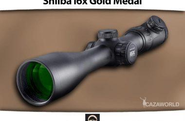 Nuevos visores Shilba i6x 3-18x50 y 5-30x56 de la gama Gold Medal.