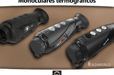Monoculares termográficos Night Pearl distribuidos por El Caldén