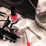 Herramientas para el ajuste del gatillo del rifle Compass