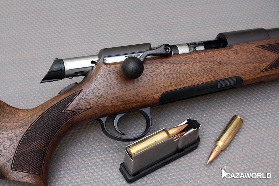 Cargador del rifle Titan 16