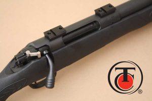 Armazón con ventana de expulsión del rifle Compass