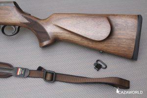 Carillera del rifle Titan 16