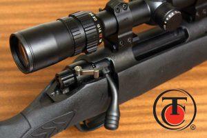 Palanca de cerrojo del rifle Compass