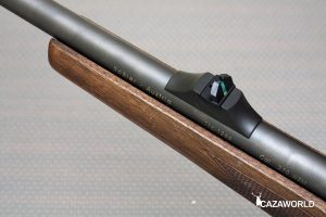 Alza del rifle Titan 16