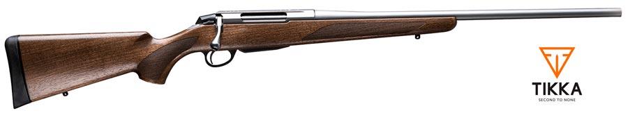 Rifle de cerrojo Tikka T3x Hunter Stainless