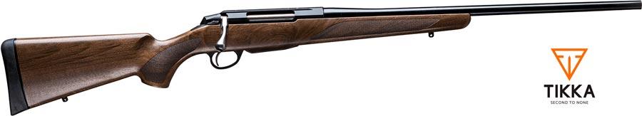 Rifle de cerrojo Tikka T3x Hunter