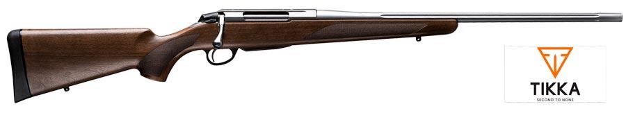 Rifle Tikka T3x Hunter Fluted Barrel