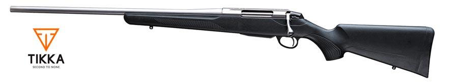 Rifle Tikka T3x Lite Stainless Zurdo