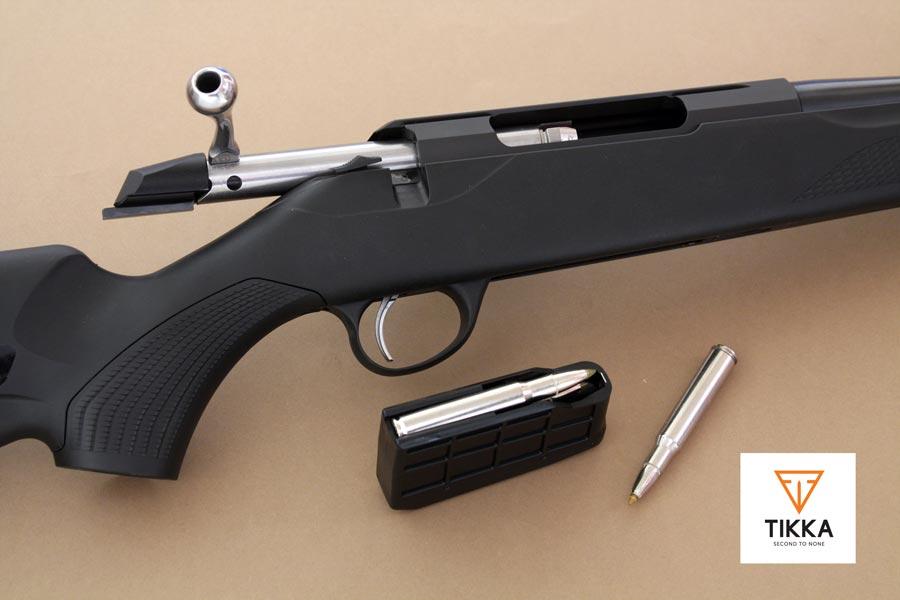 Cargador del rifle Tikka