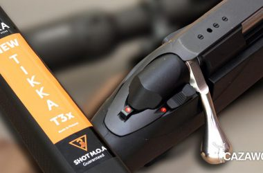Rifles Tikka