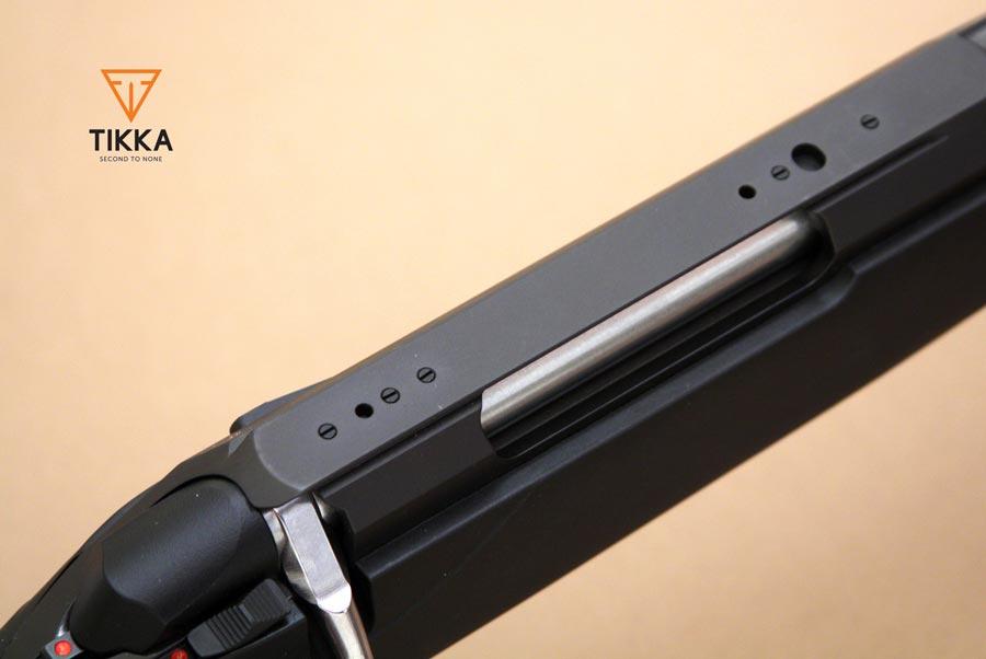 Rail de montaje en rifle Tikka