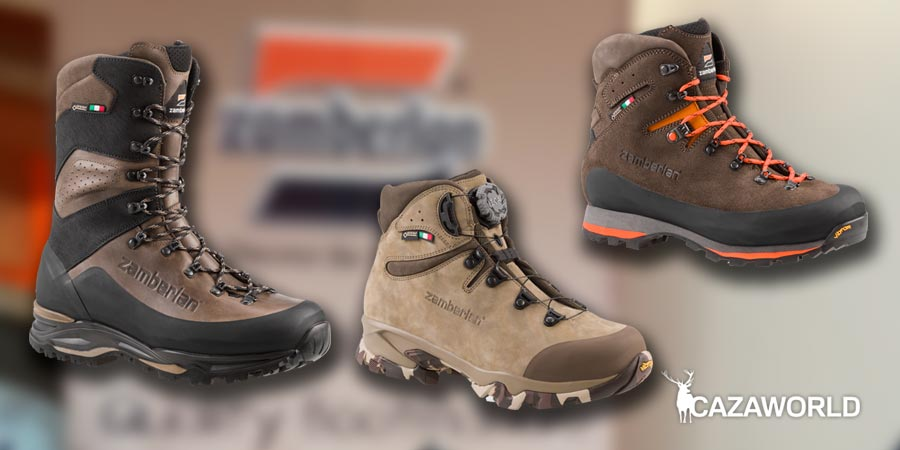 Pinewood botas de caza de alta
