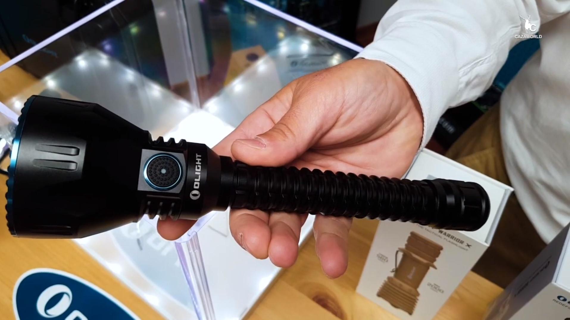 Olight Javelot Pro, la mejor linterna para cazar presentada hasta el momento.