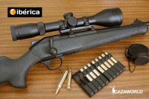 Visor Mitten montado en rifle R8