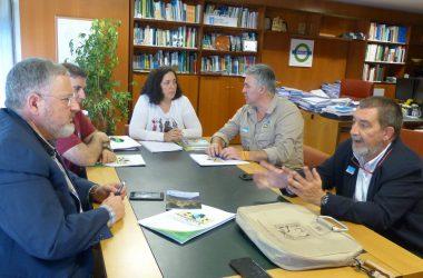 La Asociación del Corzo Español y la Mesa Gallega por la Caza se reúnen con la Junta de Galicia para comentar los problemas que podrían acarrear la caza de hembras.