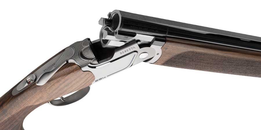 Expulsores renovados en la Beretta 694