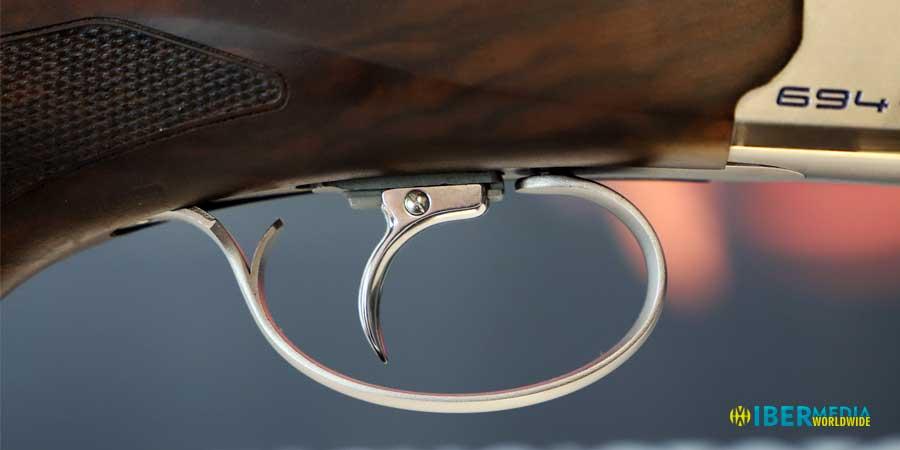 Gatillo ajustable de la Beretta 694