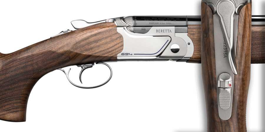 Selector de disparo de la Beretta 694
