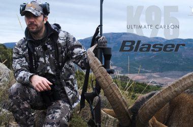 Estreno del Blaser K95 Ultimate Carbon en España con un rececho de macho montés
