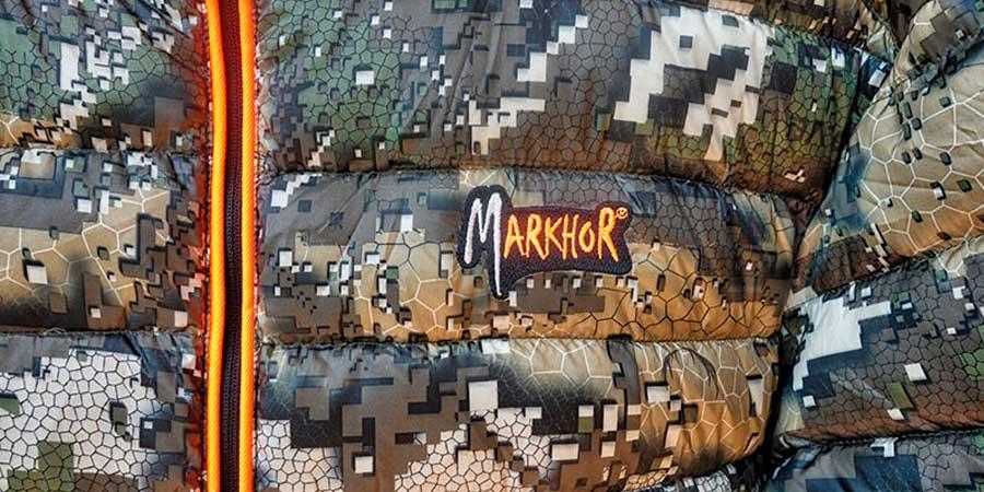 Ropa de caza Markhor
