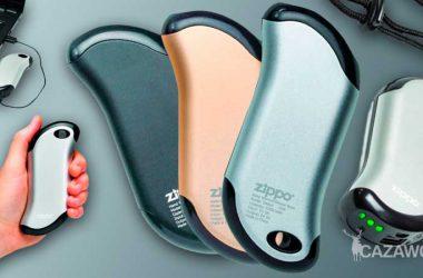Calientamanos y batería de Zippo Heatbank