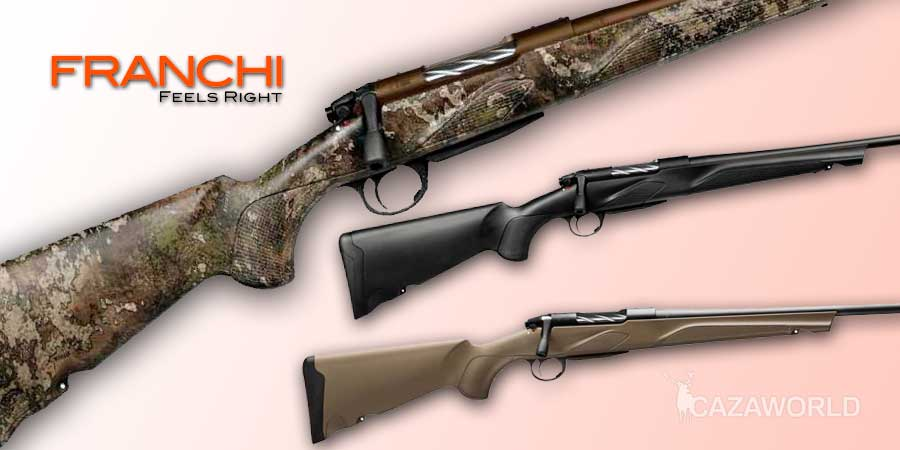 Rifles Franchi Horizon