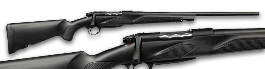 Rifle Franchi Horizon Black Sync