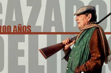 Miguel Delibes cazador centenario