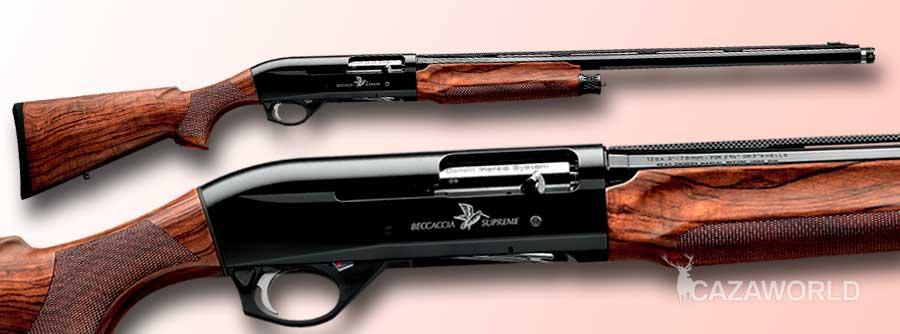 Escopeta semiautomática Benelli Beccaccia Supreme en calibre 20