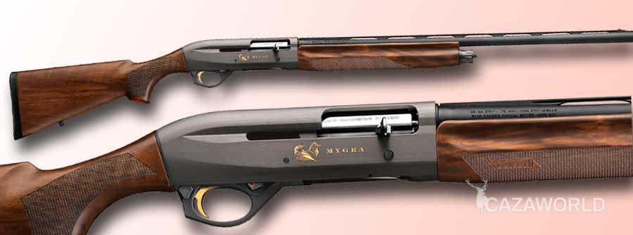 Escopeta semiautomática Benelli Montefeltro Mygra en calibre 20