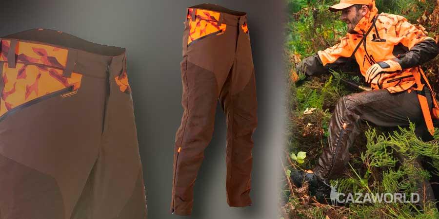 Pantalón de caza Solognac Supertrack 900