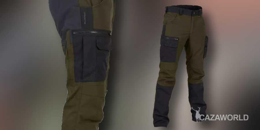 Pantalón de caza Solognac Steppe 900