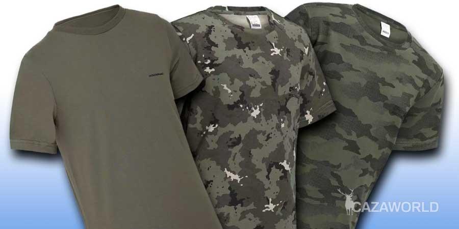 Camisetas de caza Solognac para niños