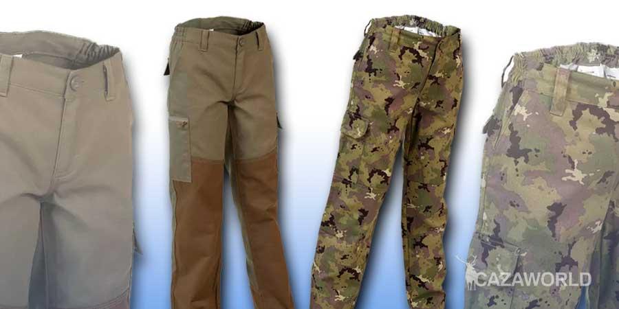 Pantalones de caza Solognac para niños