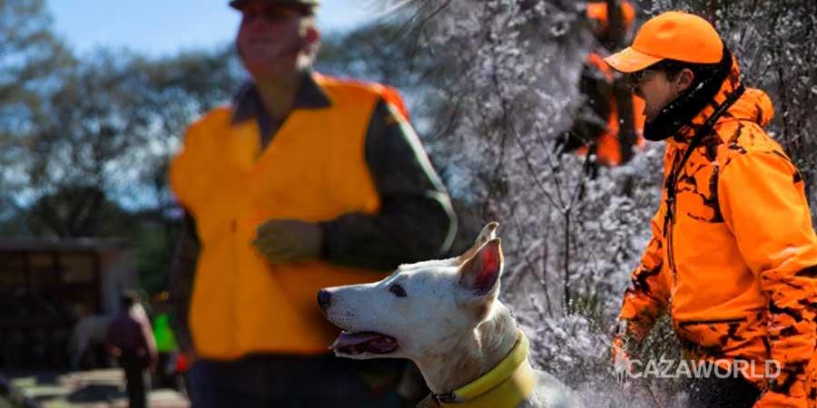 Ropa de caza Solognac para rehaleros y perreros