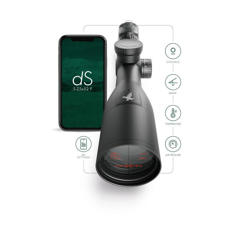 Imagen del visor dS Gen. II (App)