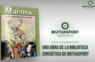 """Imagen del comic """"Martina y la aventura de caza"""""""