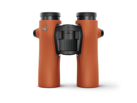 Imagen de los nuevos binoculares NL Pure 32 (en naranja)