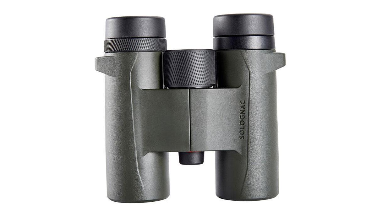 prismáticos Solognac, gama 100 y 500