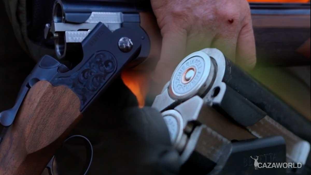 Escopeta superpuesta Ultraleggero de Beretta.