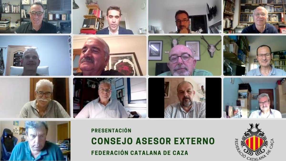 Consejo Asesor Federación Catalana de Caza.